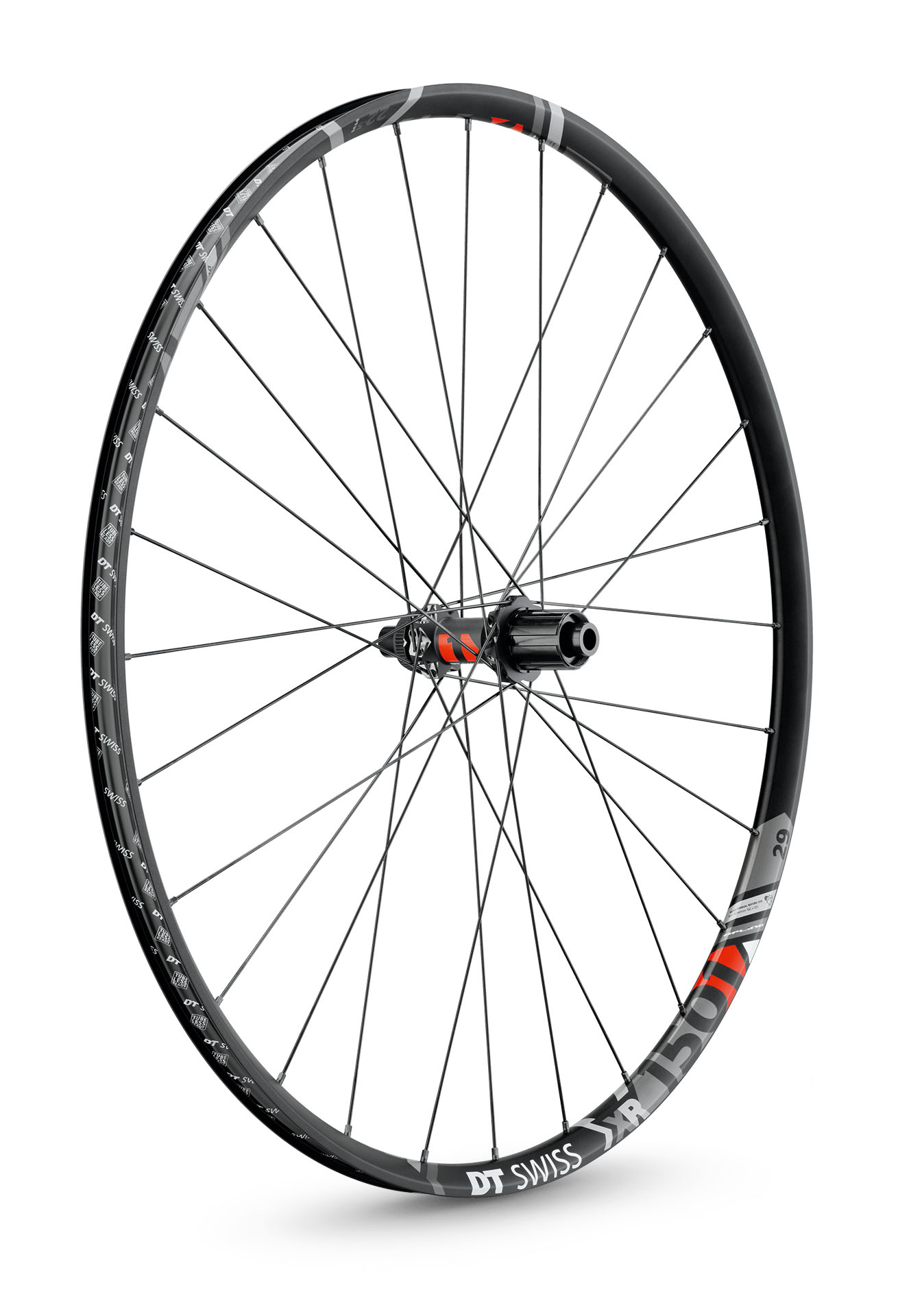 DT Swiss Roue Cross Country XR 1501 SP 29 CL 225 12/148 ASL